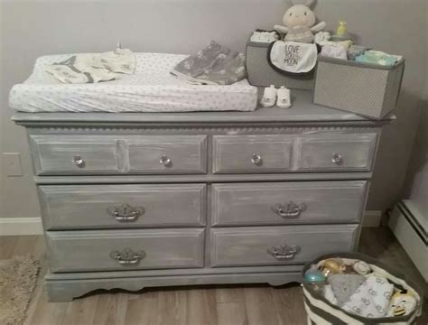 Matching Crib And Changing Table This Is The Matching Dresser Made For A Changing Table To