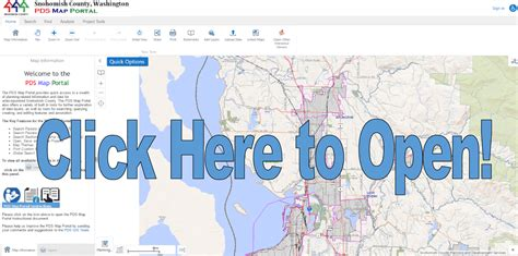 Snohomish County Records Snohomish County Property Map My