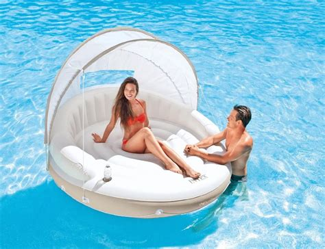 Lovely Best Way To Buy A Mattress #5: Canopy-Island-Inflatable-Water-Lounge-Raft-by-Intex-01.jpg