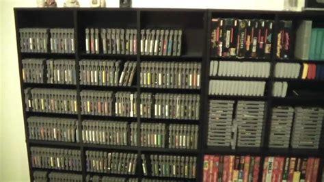 Shelves classic game hunter retro video game storage shelves