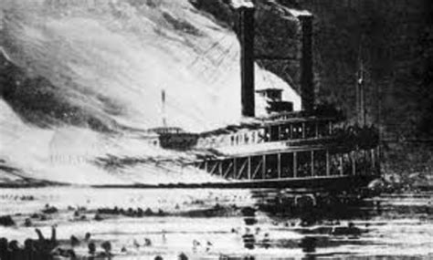 steamboat explosion steamboat timeline timetoast timelines