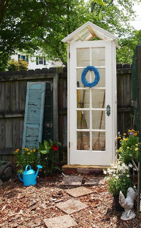 Diy Small Garden Shed by 10 Outdoor Organization Diy S Bhg Style Spotters