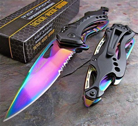 colorful pocket knives 25 best ideas about pocket knives on knives