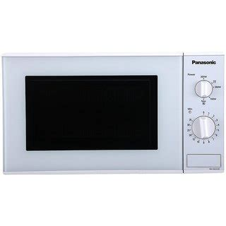 Microwave Panasonic Nn Sm 322 panasonic nn sm255wfdg 20 litre microwave white