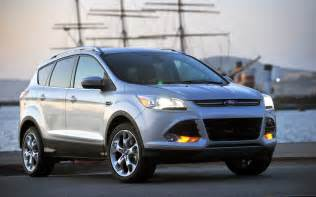 2013 ford escape ecoboost drive motor trend