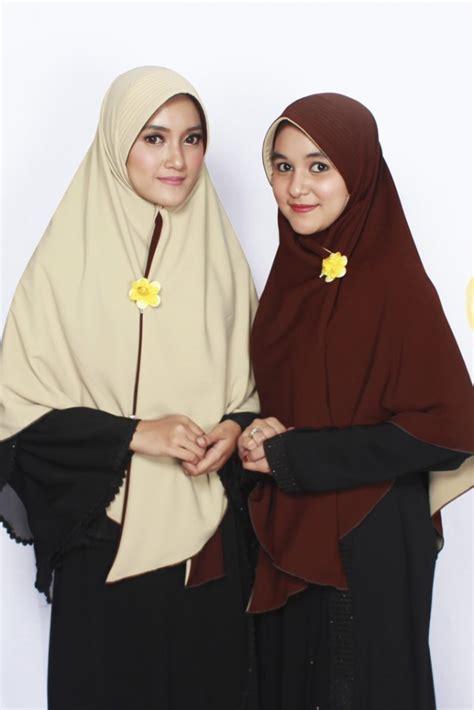membuat warna coklat tua bella bergo bolak balik coklat susu coklat tua hijab