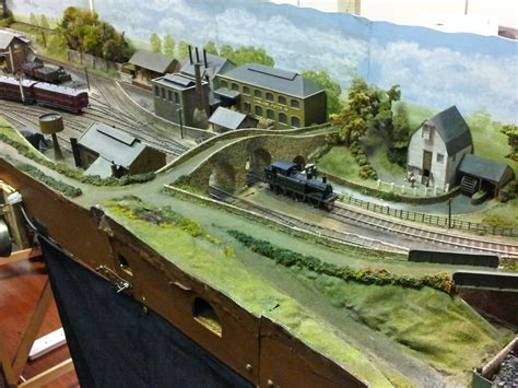 exhibition railway layout for sale 2mm the modelling musings of d827