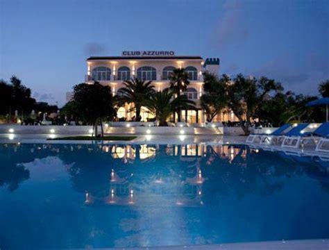 hotel club azzurro porto cesareo recensioni hotel club azzurro 4 stelle a porto cesareo puglia