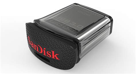the world s smallest usb 3 0 ultra fit 128gb 256gb flash drive introduced by sandisk techgiri