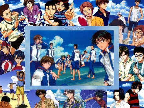 prince of tennis world of anime heaven for otakus prince of tennis