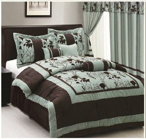 Aqua King Comforter by 7 Alexandria Aqua King Comforter Set By Jr Home 89 99 Decorate Your Guest Room Or