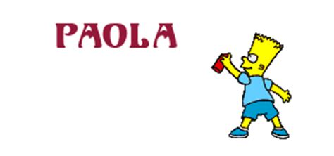 imagenes que digan paola nombres animados de paola firmas animadas de paola