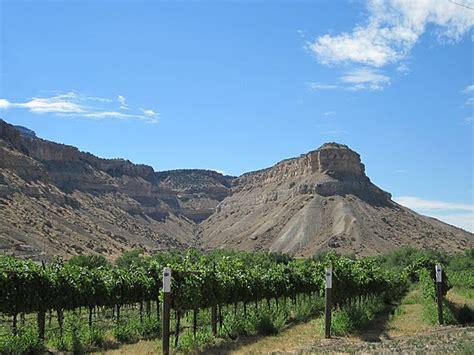 fruita 89 schedule wine country in palisade grand junction colorado trip