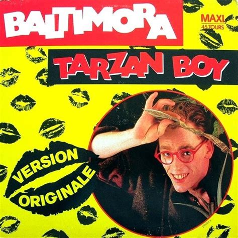 Baltimora Tarzan Boy   tarzan boy instru by baltimora 12inch with gmsi