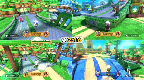 Nintendo Land Wii Bekas nintendo land review wii u review from vooks