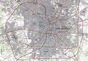 san antonio city map 1up travel maps of cities san antonio planimetric