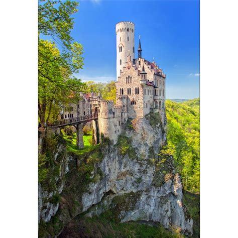 Tapisserie Grande Largeur by Papier Peint Grande Largeur Chateau Sur La Falaise