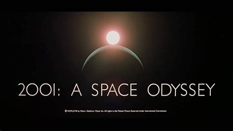 theme music space odyssey 2001 2001 a space odyssey opening in 1080 hd youtube