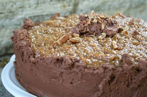 the best german chocolate cake a naturally sweetened version of the best german chocolate