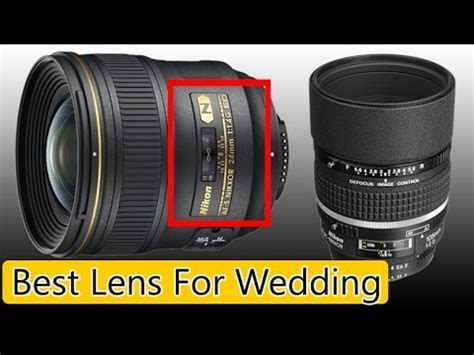 Nikon Pro Series Prime Lens   Wedding Photography Tips in
