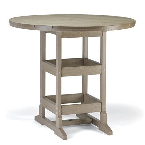 bar height table 48 inch bar height table breezesta sku brz