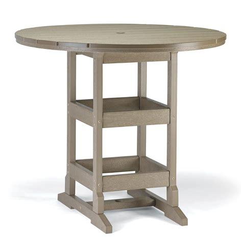 48 inch bar height table breezesta sku brz