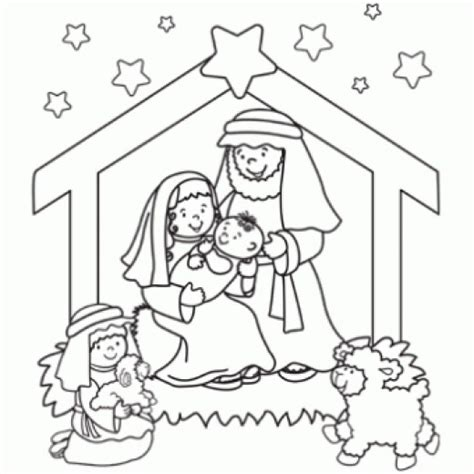 free coloring pages bible nativity
