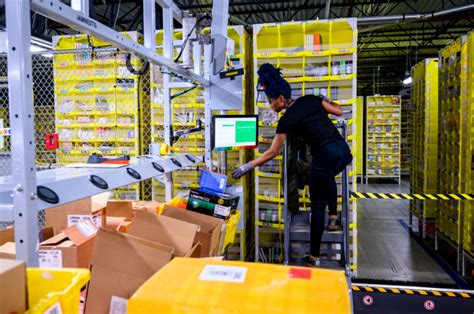 amazon workers forced     work  employee dies