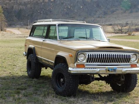 Cherokee Chief For Sale Jeep Jeep Cherokee Chief Chief