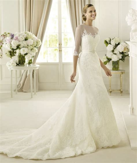 sheer perfection 11 gorgeous wedding dresses from