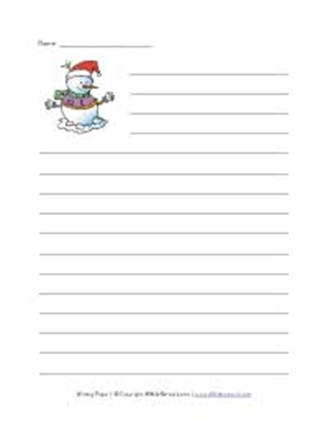 winter themed writing paper search results for winter themed lined writing paper