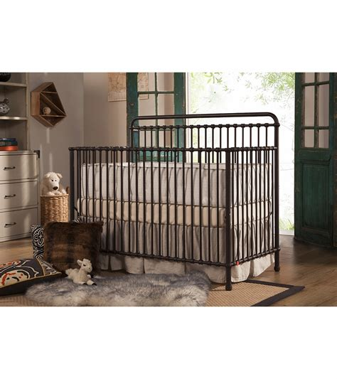Iron Convertible Crib Franklin Ben Winston 4 In 1 Convertible Crib Vintage Iron