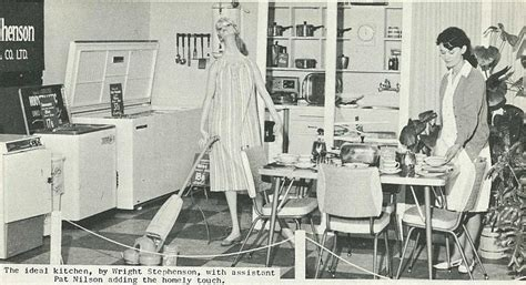 Nelson And Sons Plumbing by Ideal Home Exhibition Nelson Photo News No 62 December 11 1965