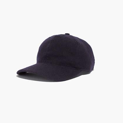 fairends flannel baseball hat fairends madewell