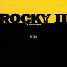 best of rocky soundtrack rocky ii soundtrack 1979