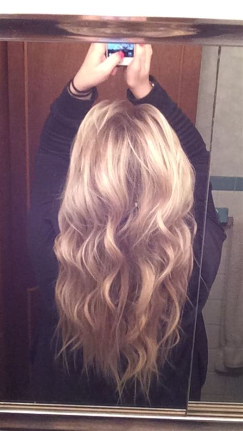 cute kinky curls with wand loose curls with a wand cute hair styles pinterest