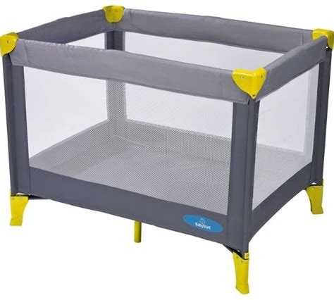 Comfortable Travel Cot From Baby Start Ebay