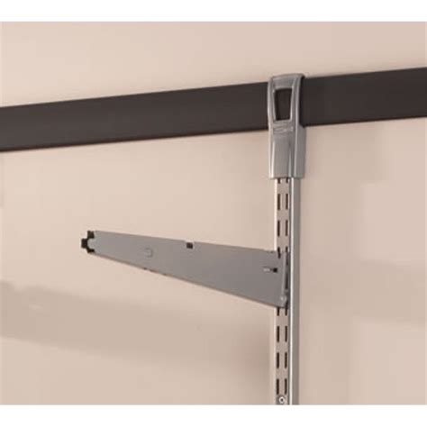 Rubbermaid Fasttrack Garage Shelf Bracket 410mm Bunnings Rubbermaid Garage Shelving