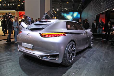 Citroen Concept Car by Photo Citroen Ds Concept Concept Car 2014