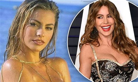 sofia vergara  delights  instagram followers