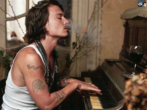 johnny depp s tattoos 100 s of johnny depp design ideas picture gallery