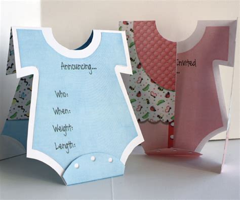 diy card onesie with a vest card template sweet shoppe designs your memories sweeter