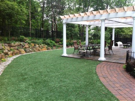artificial turf backyard artificial grass escapes more