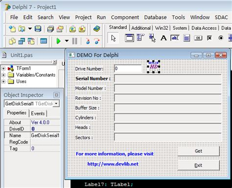 delphi unidac tutorial delphi previous versions database tools and developer