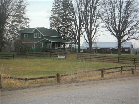 For Sale Ontario coldwater property sale in rural coldwater ontario