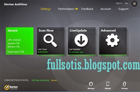 Antivirus Berbayar norton antivirus 2014 versi jansupload software version gratis