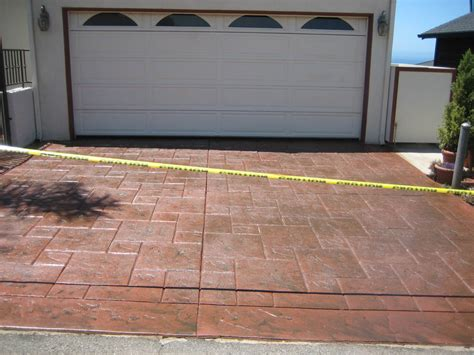 Ventura County Concrete Staining Photos and Gallery