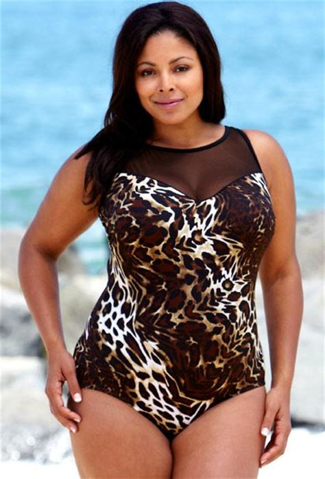 Your Swimming Suit by Matching Dress Longitude Maneater Mesh High Neck Swimsuit