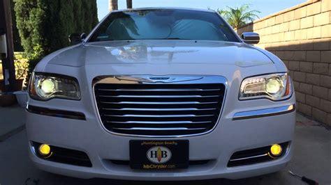 Hid Lights For Chrysler 300 by 2014 Chrysler 300c 3000k Hid Fog Lights And Cree Led