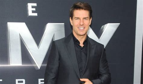 Tom Cruise And Are Normal Absolutely Normal by Tom Cruise En La Momia Tom Cruise Se Jug 243 La Vida Para